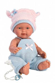 Llorens, lalka bobas Bebito - chłopiec świnka, 26275-Llorens