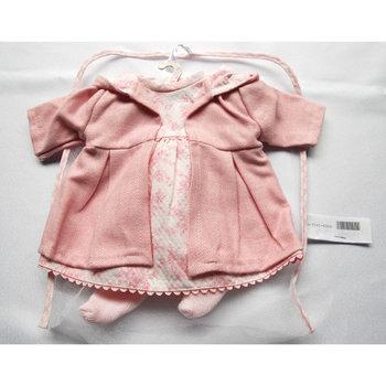 Llorens, ubranko dla lalki Sukienka i płaszczyk-Llorens