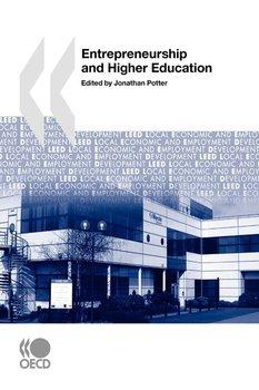 Local Economic and Employment Development (LEED) Entrepreneurship and Higher Education-Oecd Publishing