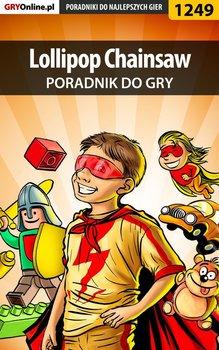 Lollipop Chainsaw - poradnik do gry-Chwistek Michał Kwiść