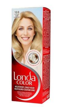 Londa, Color Cream, farba do włosów 10/8 platynowo-srebrny-Londa