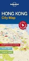 Lonely Planet Hong Kong City Map - Lonely Planet