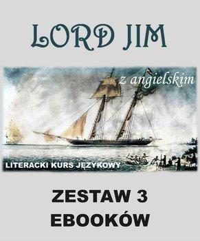 Lord Jim. Z angielskim. Literacki kurs językowy. Zestaw 3 ebooków-Conrad Joseph, Doyle Arthur Conan, Owczarek Marta