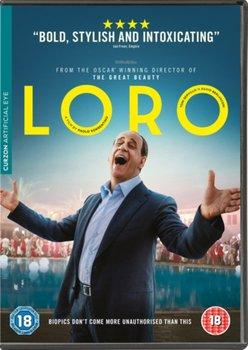 Loro (brak polskiej wersji językowej)-Sorrentino Paolo