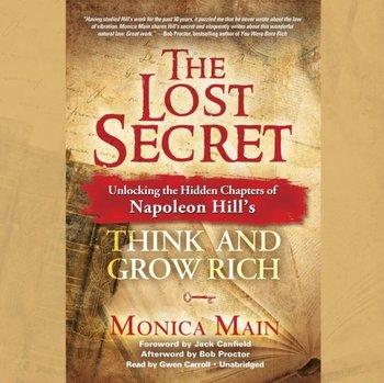 Lost Secret-Canfield Jack, Main Monica, Proctor Bob
