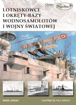 Lotniskowce i okręty-bazy wodnosamolotów I wojny światowej-Lardas Mark
