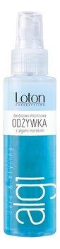 Loton, Care & Styling, dwufazowa odżywka do włosów z Alganami Morskimi, 150 ml-Loton