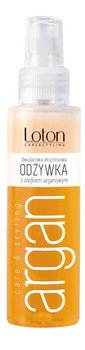 Loton, Care & Styling, dwufazowa odżywka z olejkiem Arganowym, 150 ml-Loton