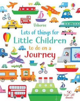 Lots of Things for Little Children to do on a Journey-Robson Kirsteen