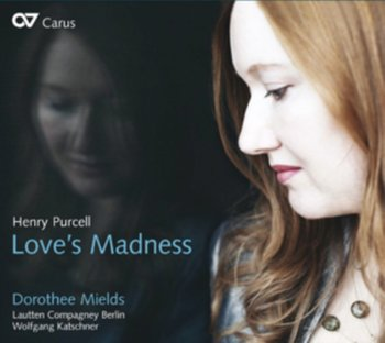 Love's Madness-Mields Dorothee, Lautten Compagney