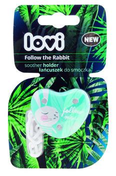 Lovi, Follow the Rabbit, Łańcuszek do smoczka-Lovi