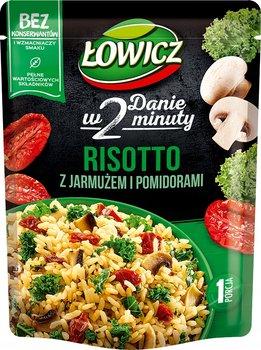 Łowicz Risotto ryż jarmuż suszone pomidory 250 g