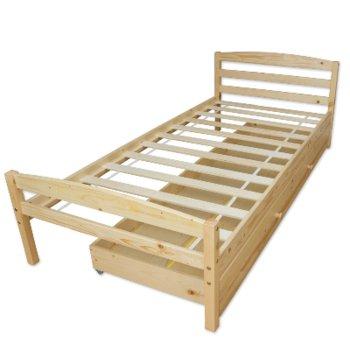 łóżko Młodzieżowe Home Style Rozkładane 90x200 Cm