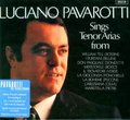 Luciano Pavarotti Sings Tenor Arias from William Tell, I Puritani, Don Pasquale and Others-Pavarotti Luciano