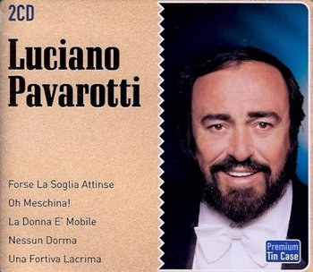 Luciano Pavarotti-Pavarotti Luciano