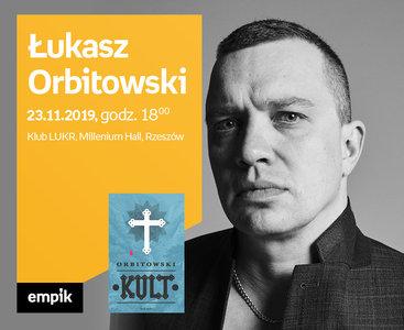 Łukasz Orbitowski | Klub LUKR, Millenium Hall