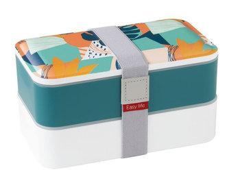 Lunchbox 2 poziomowy 1200ml-PPD