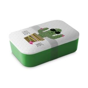 Lunchbox bambusowy Kaktus Hug Me, PPD-PPD