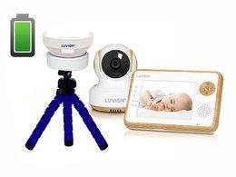 Luvion® Essential Limited Edition - elektroniczna niania w zestawie z baterią Powerbank do kamery + statyw gratis