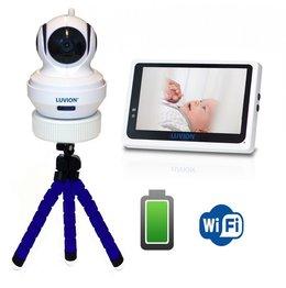 Luvion® Grand Elite 3 Connect - Elektroniczna Niania W Zestawie Z Baterią Powerbank Do Kamery + Gratis