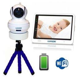 Luvion® Grand Elite 3 Connect Plus - elektroniczna niania w zestawie z baterią Powerbank do kamery + gratis