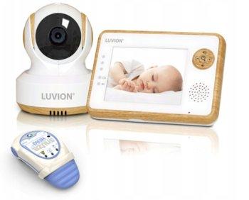 Luvion Premium Babyproducts, Elektroniczna niania z monitorem oddechu Snuza Hero Md-Luvion Premium Babyproducts