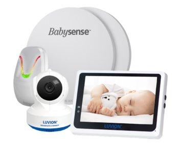 Luvion Premium Babyproducts, Grand Elite ELITE 3 Connect, Elektroniczna niania z kamerką i monitorem oddechu