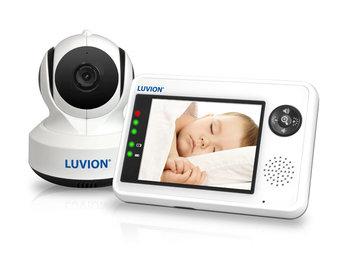 """Luvion Premium Babyproducts, Luvion Essential, Elektroniczna niania z kamerą i monitorem oddechu, 3,5"""""""