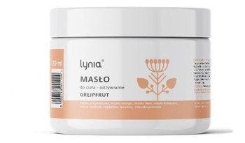 Lynia, masło do ciała odżywiające grejpfrut, 150 ml-Lynia