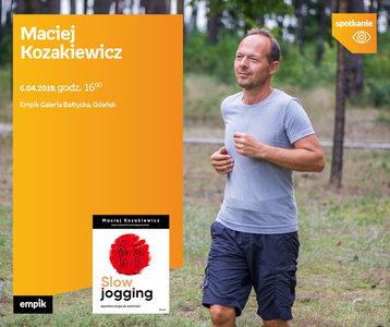 Maciej Kozakiewicz   Empik Galeria Bałtycka