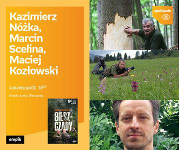Maciej Kozłowski, Marcin Scelina, Kazimierz Nóżka | Empik Junior
