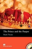 Macmillan Readers: The Prince and the Pauper with CD Elementary Level - Chris R., Twain Mark