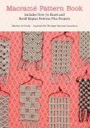Macrame Pattern Book-Art Marchen
