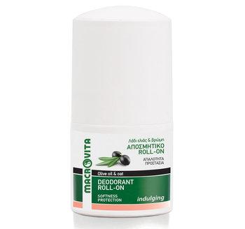 MACROVITA dezodorant roll-on INDULGING z oliwą z oliwek i owsem 50ml-Macrovita