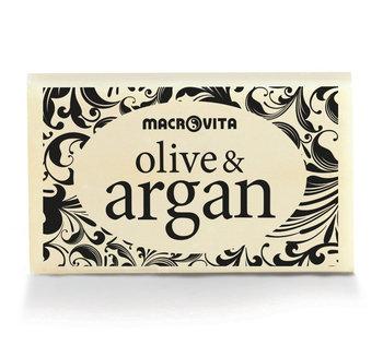 MACROVITA OLIVE & ARGAN mydło z oliwą z oliwek i olejkiem arganowym 50g-Macrovita