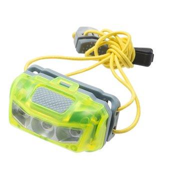 MacTronic, Latarka czołowa Falcon Eye PIN -bateria 2xAAA, zielony-MacTronic