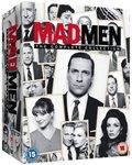 Mad Men: The Complete Collection (brak polskiej wersji językowej)