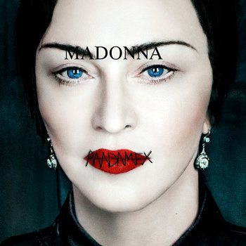 Madame X (Limited Picture Disc)-Madonna