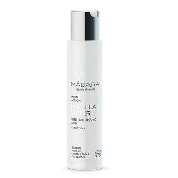 Madara, organiczna woda micelarna z kwasem hialuronowym, 100ml-Madara