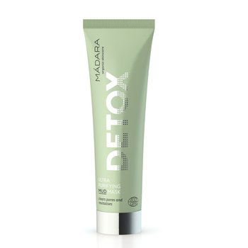 Madara, Ultra, oczyszczająca maseczka Detox, 60 ml-Madara