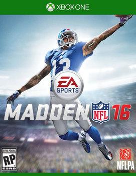 Madden NFL 16-EA Sports