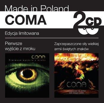 Made in Poland: Pierwsze wyjście z mroku / Zaprzepaszczone siły wielkiej armii świętych znaków-Coma