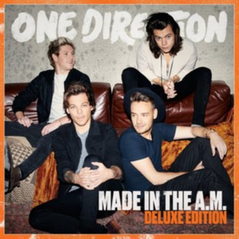 Made In The A.M (Deluxe Edition)-One Direction