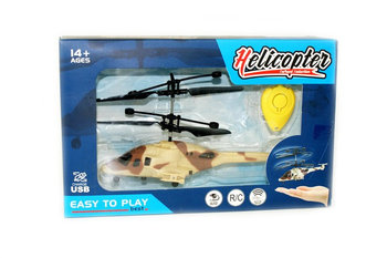 Madej, helikopter indukcyjny