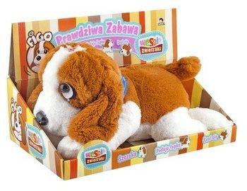Madej, maskotka interaktywna Pies, 22 cm-Madej