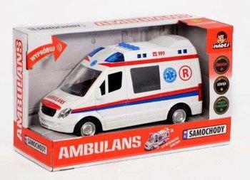 Madej, pojazd Ambulans-Madej