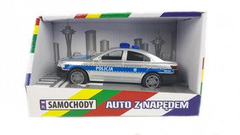 Madej, pojazd ratunkowy Policja