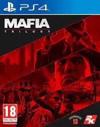 Mafia Trylogia PS4-2K Games