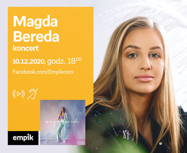 Magda Bereda – koncert | #EmpikMusicLive
