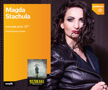 Magda Stachula | Empik Bonarka
